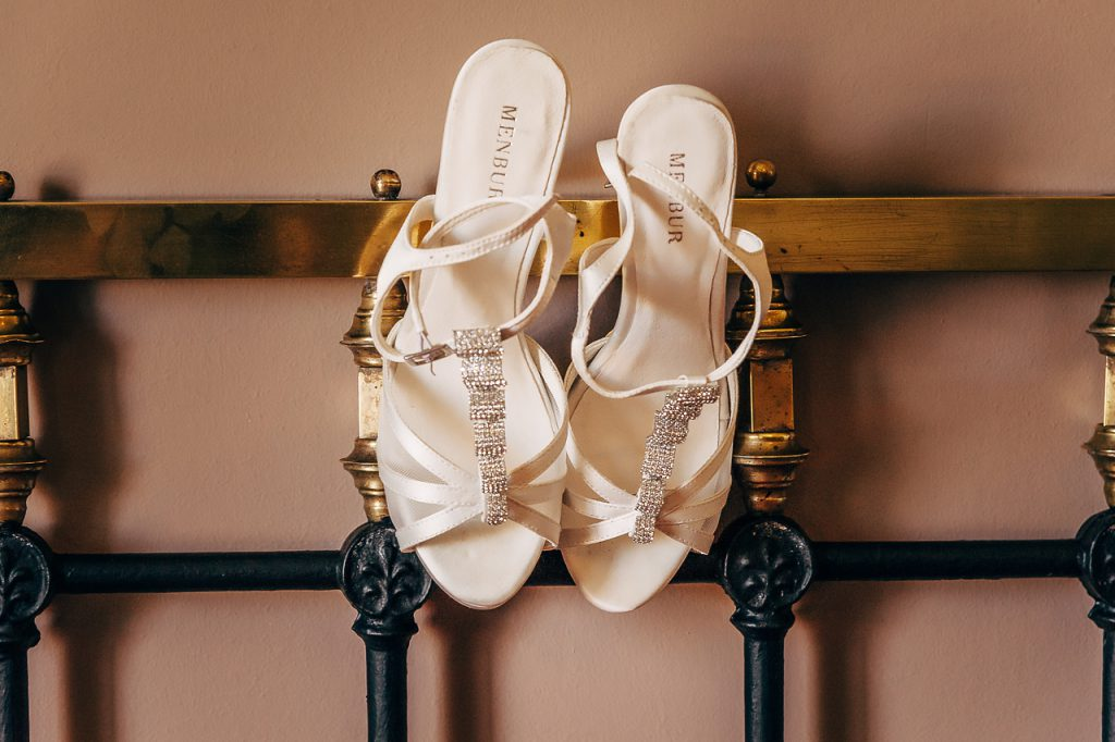 Complementos de la novia, zapatos