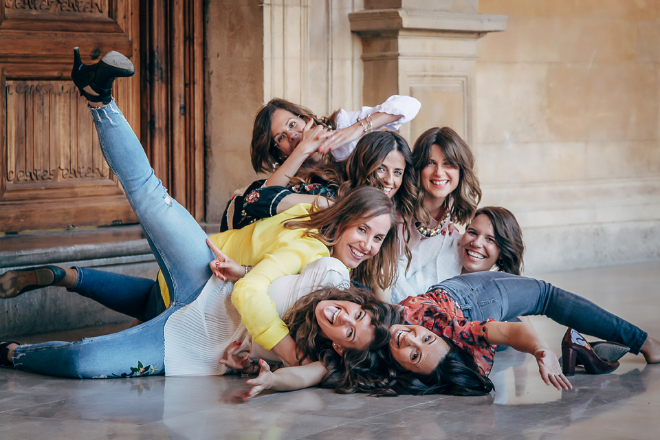 Despedida de soltera en Granada