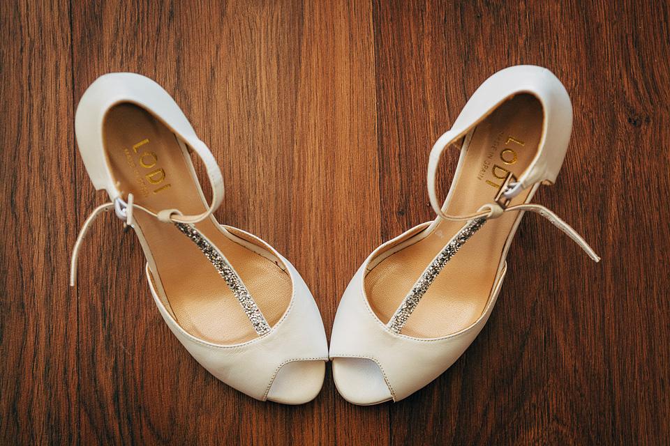 Complementos de la novia, zapatos 2